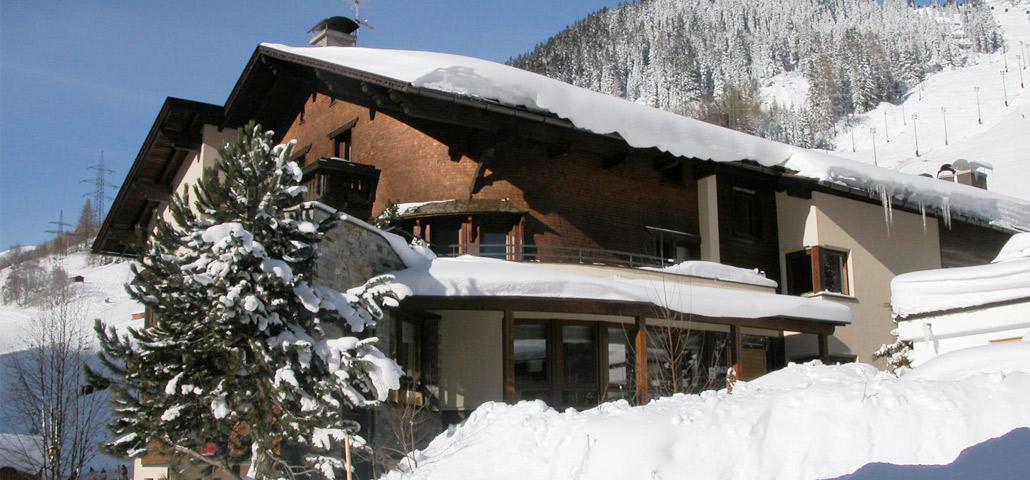 Hotel Garni St Anton Am Arlberg